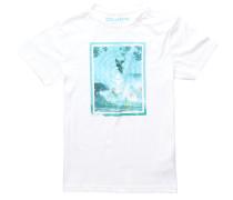 Above - T-Shirt für Jungs - Weiß