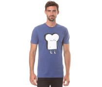 Toast - T-Shirt für Herren - Blau