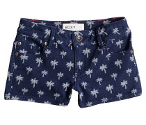 Lysi - Shorts für Mädchen - Blau