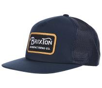 Grade Trucker Cap - Blau
