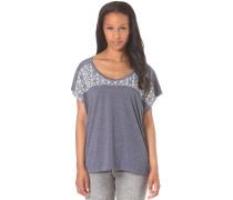 Fashion Dolgeo - T-Shirt für Damen - Blau