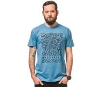 Circuit - T-Shirt für Herren - Blau