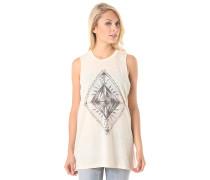 Diamond - T-Shirt für Damen - Weiß