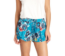 Native - Shorts für Damen - Blau
