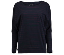 Jack's Base Striped - Langarmshirt für Damen - Blau