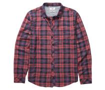 Fremont Flannel Long - Hemd für Herren - Rot