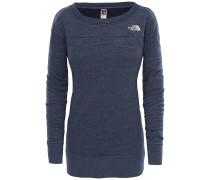 Cagoule Crew - Sweatshirt für Damen - Blau