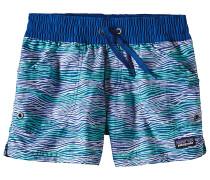 Costa Rica - Shorts für Mädchen - Blau