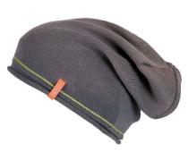 RainbowMütze Grau
