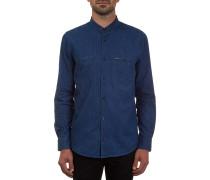 Drinse L/S - Hemd für Herren - Blau
