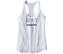 Shop Sticker - T-Shirt für Damen - Weiß
