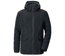 Zanskar - Mantel für Herren - Schwarz