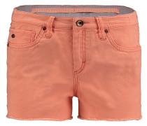 Island - Shorts für Damen - Orange