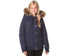 On Track - Mantel für Damen - Blau