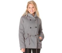 Indo Days - Mantel für Damen - Grau