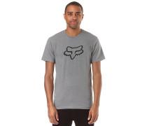 Legacy head - T-Shirt - Grau