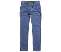 Krandy - Stoffhose für Jungs - Blau