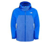 Thermoball Triclimate - Funktionsjacke für Jungs - Blau