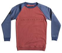 Mebok Crew - Sweatshirt für Jungs - Braun