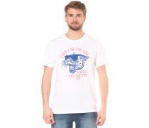 Graphic - T-Shirt für Herren - Weiß