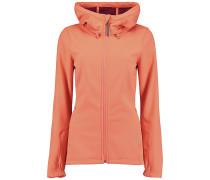 Active Softshell - Funktionsjacke für Damen - Orange