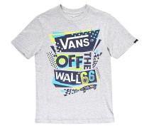 Stenciled II - T-Shirt für Jungs - Grau