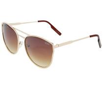 Cherry Bomb - Sonnenbrille für Damen - Gold