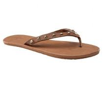 Pretty Legit - Sandalen für Damen - Braun