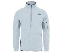 Slacker 1/2 - Sweatshirt für Herren - Grau