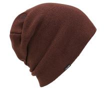 Modern - Mütze für Herren - Rot