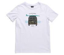 Multi Van - T-Shirt für Jungs - Weiß