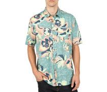 Cubano S/S - Hemd für Herren - Blau