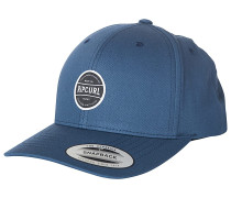 After Session - Snapback Cap - Blau