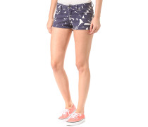 Forever Prints - Chino Shorts für Damen - Blau