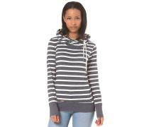 Beat Stripes - Sweatshirt für Damen - Blau