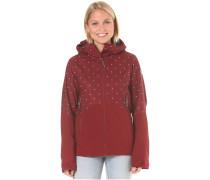 RougeM. - Funktionsjacke für Damen - Rot