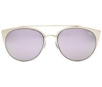 Tell Me Why - Sonnenbrille für Damen - Gold