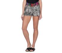 Deep South - Chino Shorts für Damen - Schwarz