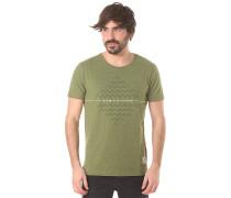 Nabilz - T-Shirt für Herren - Grün