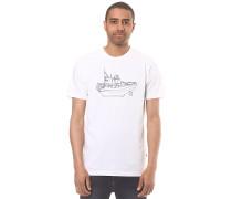 Tugger - T-Shirt für Herren - Weiß