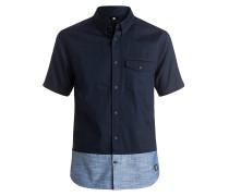 Marysville S/S - Hemd für Herren - Blau