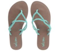 Party - Sandalen für Damen - Blau