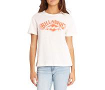 Basic - T-Shirt für Damen - Weiß
