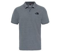 Piquet - Polohemd für Herren - Grau
