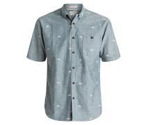 Post Surf - Hemd für Herren - Blau