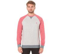 Rio Negro Crew - Sweatshirt für Herren - Rot