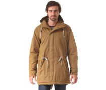 Long - Jacke für Herren - Braun