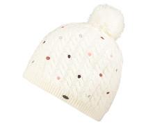 Hot Dot - Mütze für Damen - Weiß