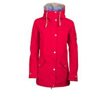 Maud - Mantel für Damen - Rot