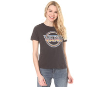 Radio Waves - T-Shirt für Damen - Grau